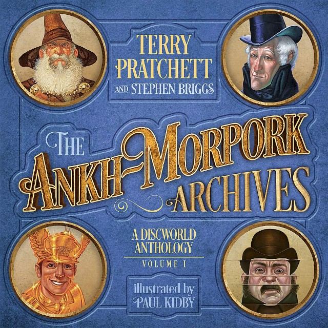 The Ankh-Morpork Archives - Discworld Anthology - Volume 1