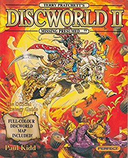 Discworld II: Official Strategy Guide