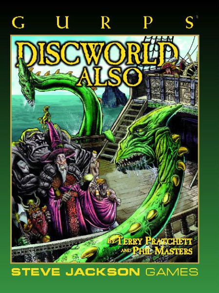 Discworld Gurps Also