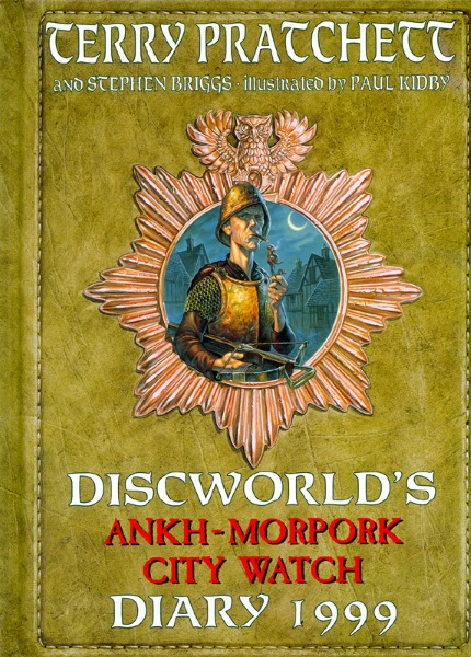 Ankh-Morpork City Watch Diary 1999