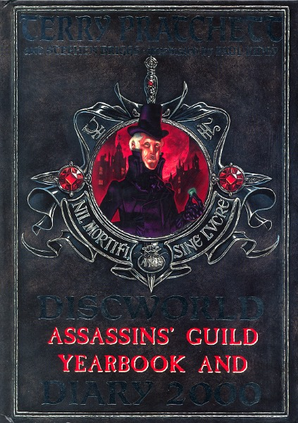 Assassins' Guild Yearbook and Diary 2000