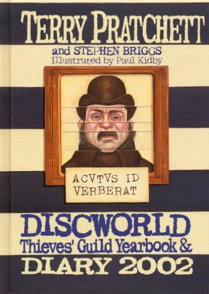 Thieves' Guild Yearbook and Diary 2002