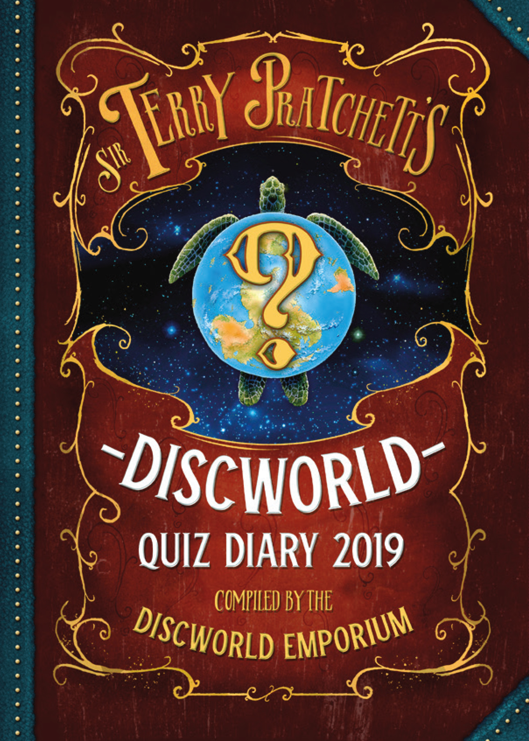 Sir Terry Pratchett's Discworld Quiz Diary 2019