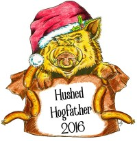 Hushed Hog Logo