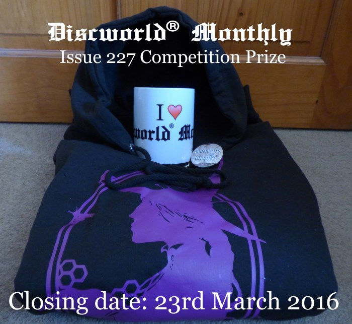 Issue 227 competition prize