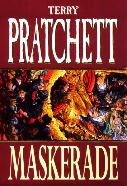 Book Details: Maskerade