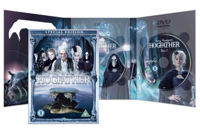 Small version of the Hogfather Special Edition DVD Cover