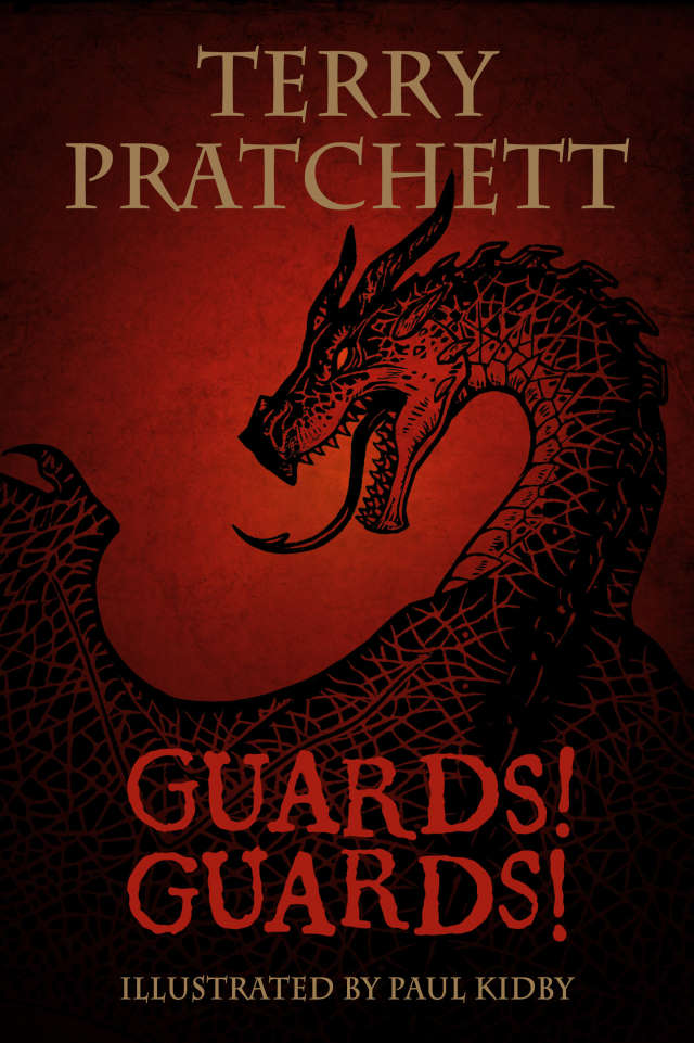 Guards! Guards! Standard Cover