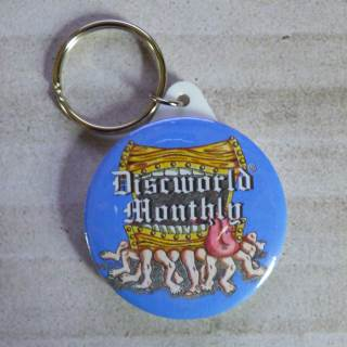 The Luggage Key Ring