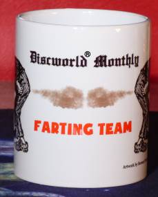 Item: Farting Team Mug