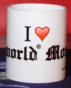 Item: I Love Discworld Monthly Mug